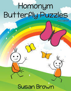 Homonym Butterfly  Puzzles cover 2 900w