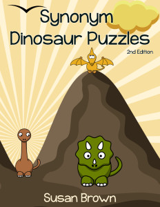 Synonym Dinosaur Puzzles cover 2 900w