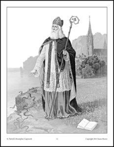 St Patricks Breastplate copywork image 4