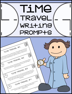 Time Travel Writing Prompts 600h