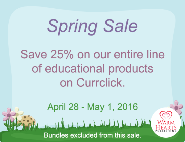 Spring Sale on Currclick