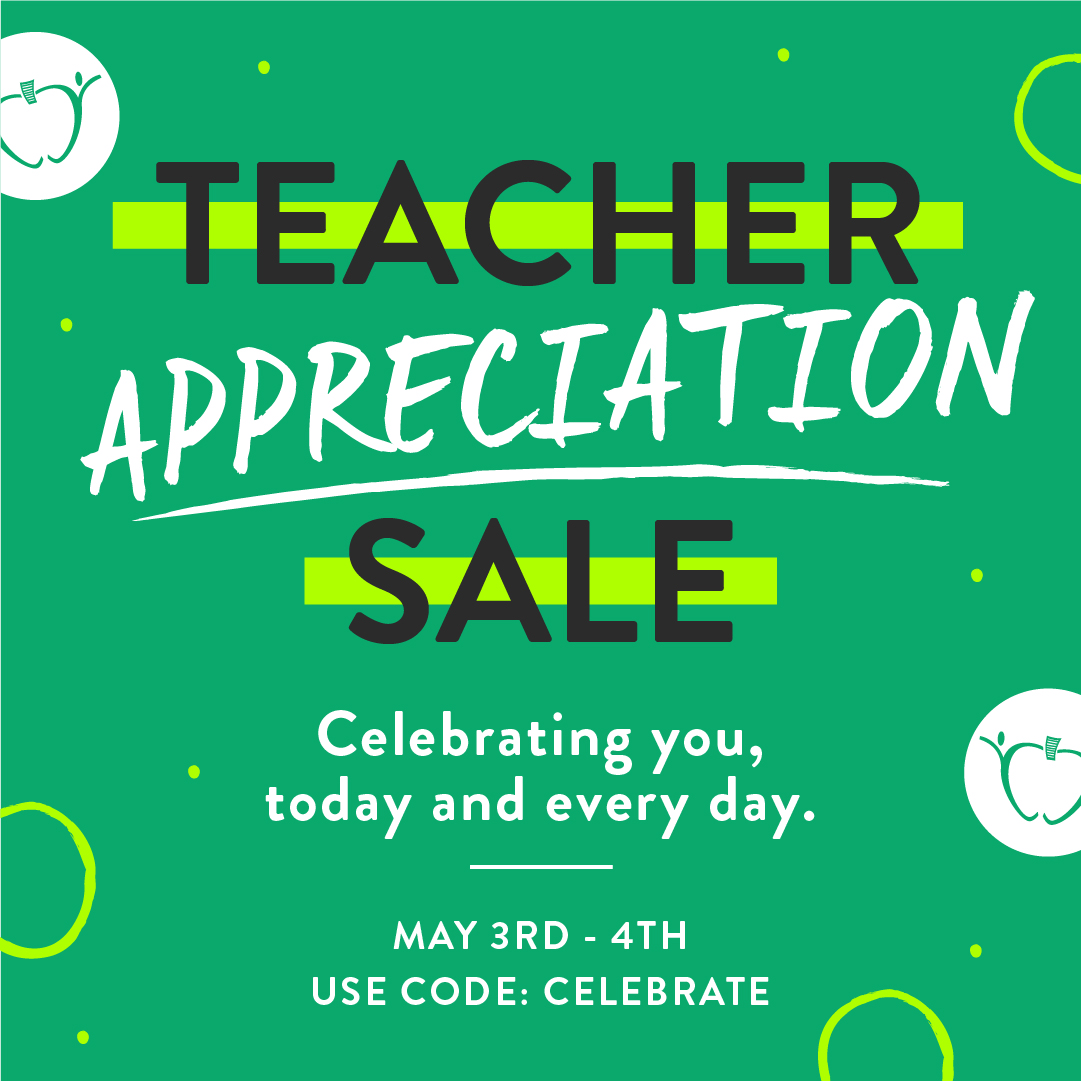 TPT Teacher Appreciation Sale