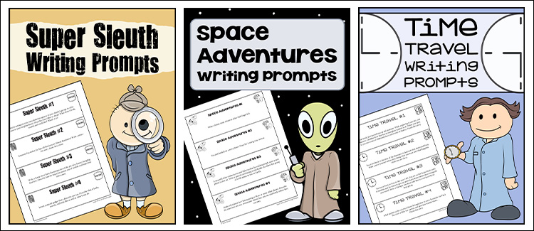 Fun Writing Prompts