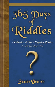 365 Days of Riddles Kindle cover
