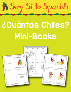 Cuantos Chiles Mini Books cover 900w
