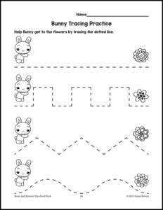 Bears and Bunnies cover 3