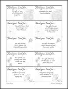 30 Days of Thanking God image 3