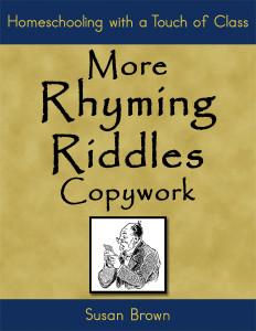 More Rhyming Riddles 600h