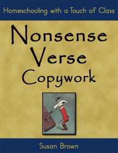Nonsense Verse cover1 600h