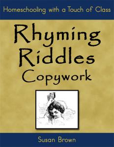 Rhyming Riddles 600h