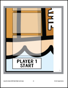 Learn the States Cliff Climb Flash Card Game image 4