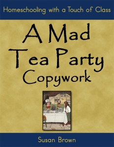 A Mad Tea Party cover 600h