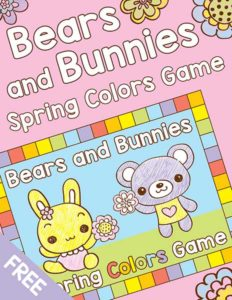 Bears-and-Bunnies-Spring-Colors-Game-cover-web-Free