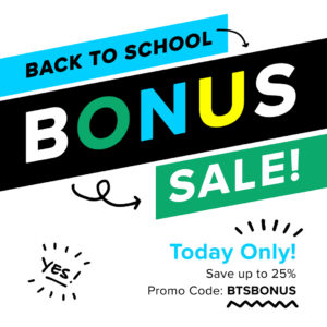 Bonus Sale on TPT