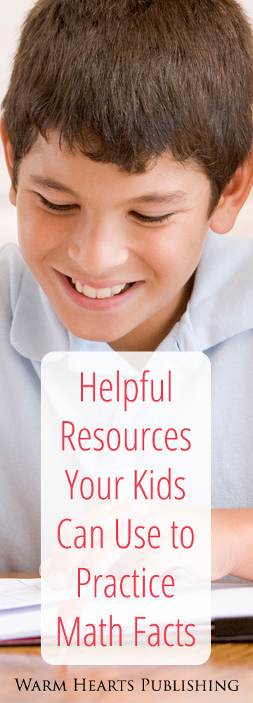 Helpful Resources Your Kids Can Use to Practice Math Facts