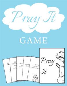 Pray It Game